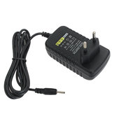 Universal EU 12V 2A Charger Adapter With USB Cable For Tablet