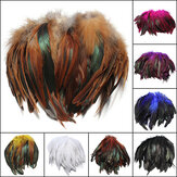 100szt. Puszysty Fashion Feoster Feather Craft DIY 6-8