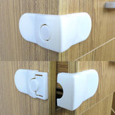 Drawer Safety Lock Wardrobe Fridge Safety Lock For Child Kids Baby Door Lock