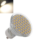GU10 3W Warmweiß 48 SMD 3528 LED Spot Lightt Lamb Birne 195-240V