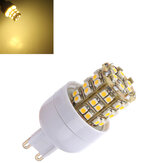 G9 2.5W Warm White 48 SMD LED Energy Saving Light Bulb 110-240V