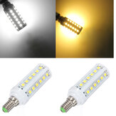 E14 5W White/Warm White 36 SMD5050 LED Corn Light Lamp Bulbs 220V