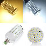 B22 30Wホワイト/ウォームホワイト5050 SMD 165 LEDトウモロコシ電球ランプAC110V