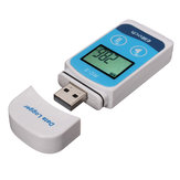 Elitech RC-5 Mini USB Layar LCD Layar Suhu Perekam Data Logger