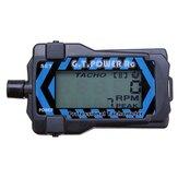 GTPOWER RC Micro Digital Tachometer LCD für 2-9 Blatt-