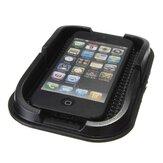Navigatore gps del telefono del supporto auto antiscivolo auto tappetino antiscivolo presa tappetino