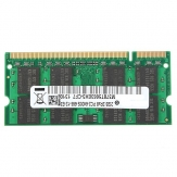 2gb PC2-6400 DDR2-800 666 SO-DIMM de mémoire sd ram 200-pins