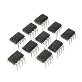 100pcs TL072 tl072cp DIP8 ritardo coro op amplificatori chip IC