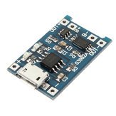USB Lithium Battery Charger Module Board With Charging And Protection