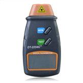 DANIU DT2234C + Digital Laser RPM Tachometer ohne Kontakt Messwerkzeug