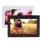 10дюймовHDTFT-LCDЦифровыефоторамки Frame MP4 Player Alarm Часы