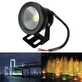 Outdoor 12V Under Water Fountain Waterproof 10W LED Banjir Cuci Cahaya