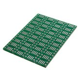 20 SZTUK SOP8 SO8 SOIC8 SMD do DIP8 Adapter PCB Board Converter