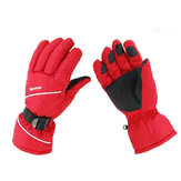 Men's Waterproof Snow Gloves Winter Warm Ski Snowboarding Glove Sports