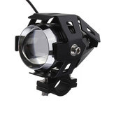 U5 3000LM Motorcycle LED Headlight Waterproof High Power Spot Light