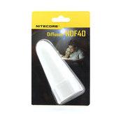 Nitecore NDF40 الملحقات مصباح يدوي الناشر 40MM ل EA4 / MH25 / P25