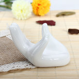 6 Hole 12 Hole Ocarina Bracket White Elegant Decoration Bracket