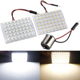 1156 BA15S 48 SMD Car Dome Festoon Interieur Lamp Lamp