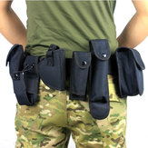 Tactische Belt Met 9 Pouches Outdoor Utility Kit