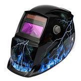 Nouvelle pro auto assombrissement soudage / meulage masque casque MIG TIG tdb arc