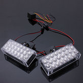 Car Daytime Running Light Flashing Emergency Warning Strobe lights