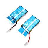 2 x wltoys v931 rc heli partes 3.7v 720mAh 25c atualizado bateria
