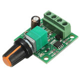 Low Voltage DC 1.8V 3V 5V 6V 12V 2A Motor Speed Controller PWM 1803B