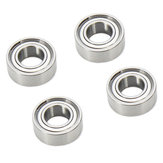 Wltoys A949 RC Auto 4 × 8 × 3mm Ball Bearing A949-33 4Pcs