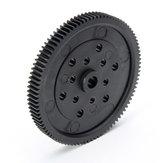 Hg P401 / P402 / P601 rc engrenagem mestre 93t carro com p10026 perna fixos + 031