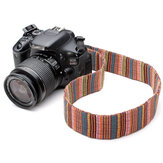 Color Neck Shoulder Strap For DSLR Nikon Canon And Other Camera