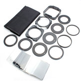 20 In1 Neutral Density ND Filter Kit ل DSLR Cokin P Set الة تصوير Lens