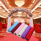 6 Colors Wedding Tulle Roll Party Description