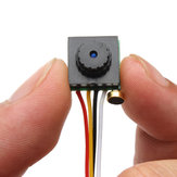 Mini Cmos FPV 65 Degree 600tvl Camera 3.6mm NTSC PAL For RC Drone