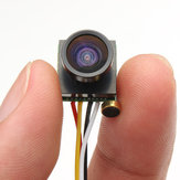 1/4 CMOS 600TVL 1.8mm FOV 170 Degree Wide Angle Mini FPV Camera PAL/NTSC 3.7-5V for Tiny RC Drone FPV Racing