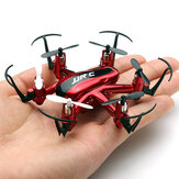 JJRC H20 Nano Hexacopter 2.4G 4CH 6Axis Headless الوضع RTF