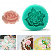 Mooie Silicone Flower Fondant Mould Mould 3D Cake Mould Cake Decoration