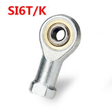 6mm SI6T/K Female Thread Rod End Joint Bearing Right Hand Thread Joint Bearing