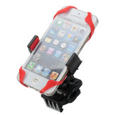 Universele Motorcycle Bike Handlebar Mount Holder Band voor mobiele telefoon