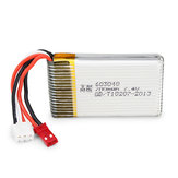 MJX X600 X601H RC Hexacopter Spare Parts 7.4V 700mAh Li-Po Battery