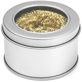 Copper Spiral Scourer Cleaning Ball for Soldering Welding Tools with Storaging Box