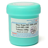 NC-559-ASM TPF Solder Flux Anti-Wet No-Clean 100g Krim AMTECH Solder Flux
