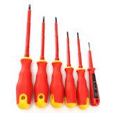 Praticamente 6 Pcs VDA Elettricisti cacciavite Set Kit elettrico isolato Strumenti