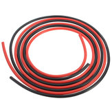 DANIU 12 AWG 10 Feet 3M Gauge Silicone Wire Flexible Stranded Copper Cables For RC Circuit