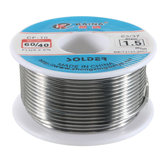 1.5mm Tin-lood Soldeerdraad Rosin Core Solderen 2% Flux Reel Tube 60/40