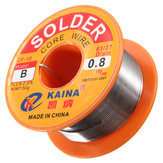 63/37 0.8mm Tin Lead Rosin Core Flux Soldeer Solderen Lassen Ijzerdraadspoel
