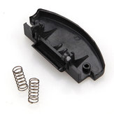 CENTER CONSOLE Arm Rest РЕМОНТ BLACK LATCH CLIP ДЛЯ VW PASSAT B5 / Jetta / Bora