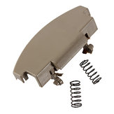 Interior Inside Beige Arm Rest Car Latch Lock For VW Passat B5 Jetta Bora