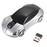 Car USB 2.4G 1600dpi 3D Optical Wireless Mouse