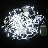 Biały 10M 100 LED String Fairy Lights party Wedding new