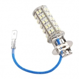 H3 68 SMD LED White Car Fog Head Light Lamp Bulb 12V NEW